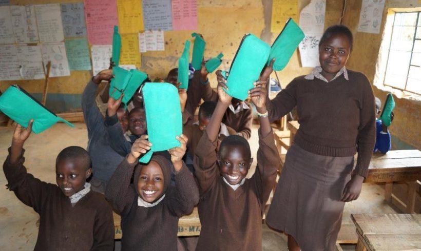 Hygiene Development East Kenya : Distribution