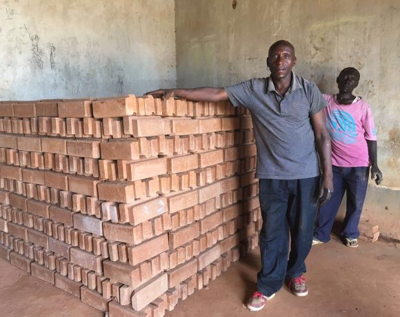 LCS: Lime Cement Soil – stabilized soil bricks manufacturing